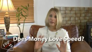 [Video] Flip It! Does Money Love Speed?