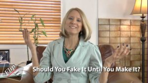 [Video] Flip It! Should You Fake It Until You Make It?