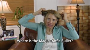 [Video] Flip It! Where is the Magic Website Traffic Bullet?