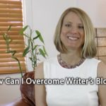 [Video] Flip It! How Can I Overcome Writer's Block?