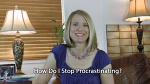 [Video] Flip It! How Do I Stop Procrastinating?