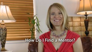 [Video] Flip It! How Do I Find a Mentor?