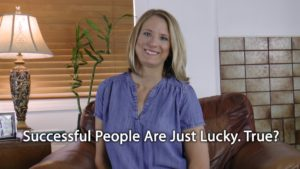 [Video] Flip It! Successful People Are Just Lucky