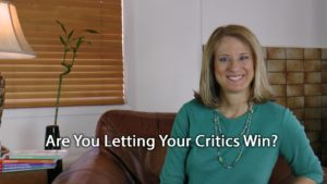 [Video] Flip It: Are You Letting Your Critics Win?