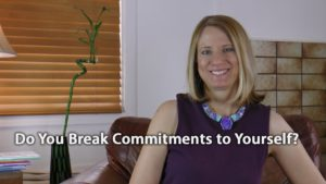 [Video] Flip It! Do You Break Commitments to Yourself?