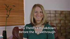 [Video] Flip It! Why There's a Breakdown Before the Breakthrough