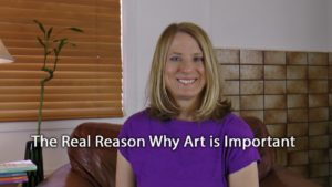 [Video] Flip It! The Real Reason Why Art is Important